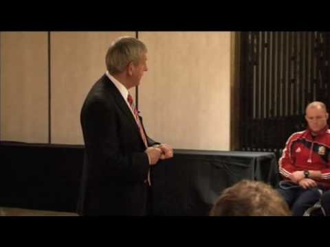 Ian McGeechan 3rd Test Speech *British Lions, Very Emotional*