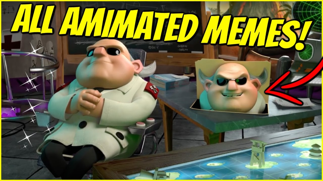 The ULTIMATE Dr. T MEME Compilation 2020! (Boom Beach)
