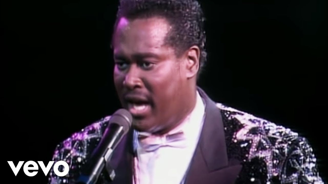Luther Vandross | A House Is Not a Home (from Live at Wembley)