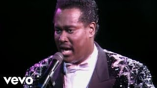 Luther Vandross - A House Is Not a Home - Wembley Stadium 1989