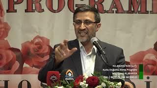 9. Musa Güneş |  | Hz. Mehdi Anma Bayramı - Nürnberg Ehli Beyt İslam Merkezi - 27.4.2019 - Vahdet TV