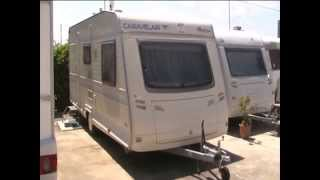 Caravanas El Maresme | Caravelair Brasilia Luxe 545