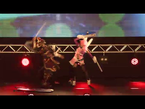 World Cosplay Summit 2014 Observer nations' performance : Niconico live