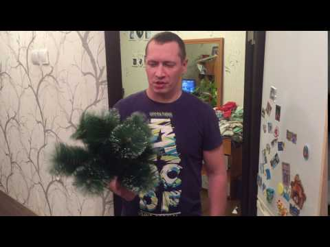 Искусственная елка в Москве отзыв 2