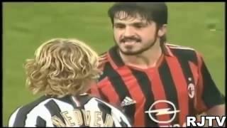 Gattuso vs Nedved