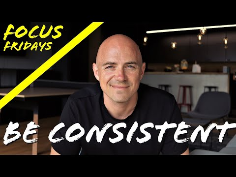 Forming New Habits Takes ***Consistency***