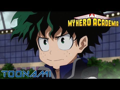 Game over (ep.11) | My Hero Academia | Toonami