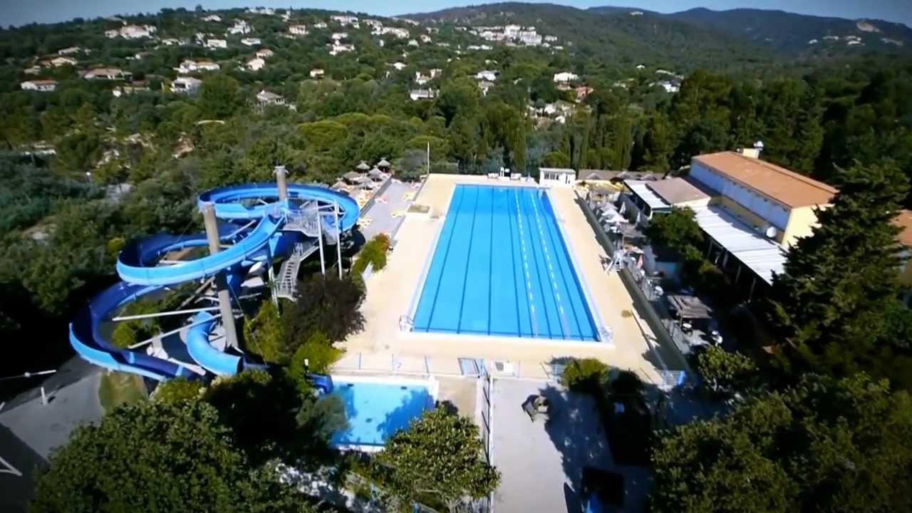 Domaine des na ades un camping 4 toiles dans le golfe for Camping saint tropez avec piscine
