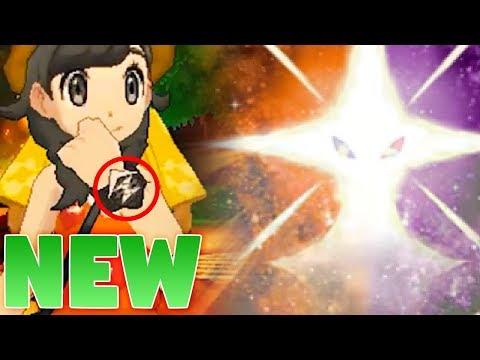NEW LIGHT POKEMON?? + NEW Z-RING 3 MOVES AT ONCE! - Pokemon Ultra Sun & Moon Trailer Live Reaction