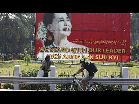 Golpe miitare in Birmania. Aung San Suu Kyi in carcere