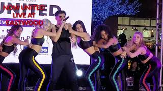 NOW UNITED (THE GLOBAL POP GROUP) LIVE AT EASTWOOD OPEN PARK