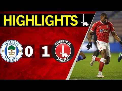 Wigan Charlton Goals And Highlights