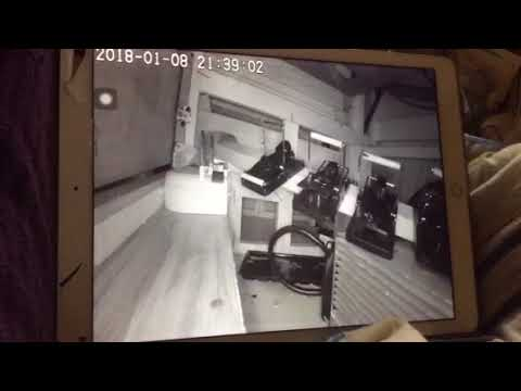 Playing Samsung Smartcam From Costco For Rv Mice Youtube