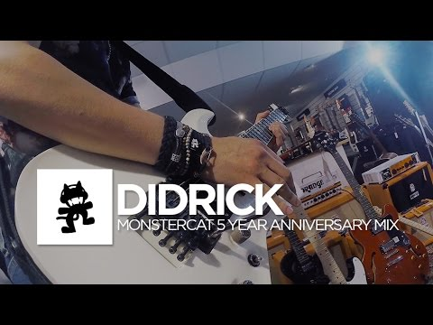 Monstercat Live Performance by Didrick [5 Year Anniversary Mix]
