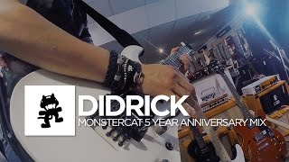 monstercat live performance by didrick 5 year anniversary mix