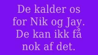 Download Nik & Jay - Op På Hesten { LYCRiS } MP3 song and Music Video