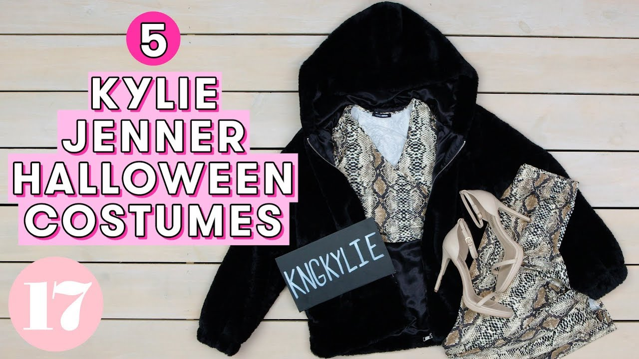 846874e440c 5 Kylie Jenner Halloween Costumes | Style Lab