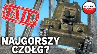 NAJGORSZY POLSKI STOCKOWY CZOŁG? - World of Tanks