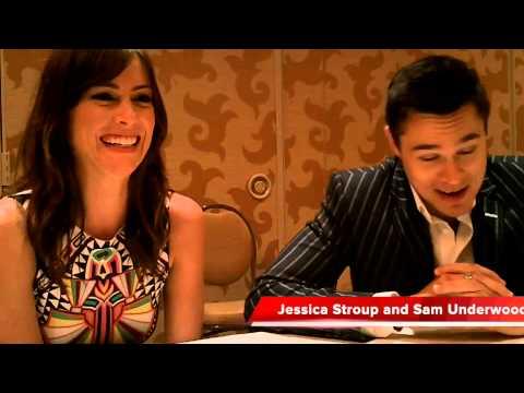 Jessica Stroup and Sam Underwood Talk THE FOLLOWING Season 3