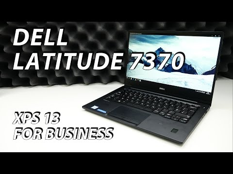 Dell Latitude 7370 Review | XPS 13 for business!