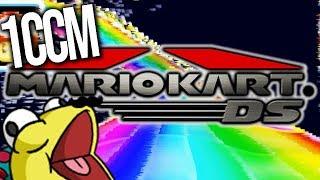 Mario Kart DS mit 1ccm
