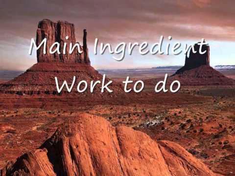 Main Ingredient Work To Dowmv Youtube