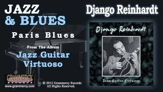 Django Reinhardt - Paris Blues
