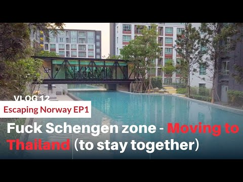 Escaping Norway - Seriously moving to Thailand!