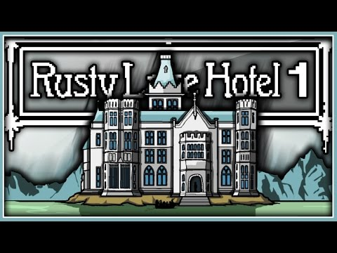 Cube Escape in Spielfilmlänge! - Rusty Lake: Hotel   Part 1