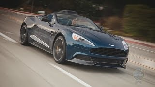 2014 Aston Martin Vanquish Volante - Review and Road Test