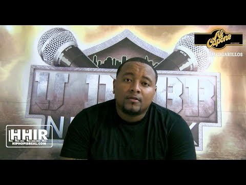 RAY SWAG TALKS ARSONAL'S LAST BATTLE AT ALPHA N OMEGA, HOW HARLEM VS NEWARK WAS PUT TOGETHER