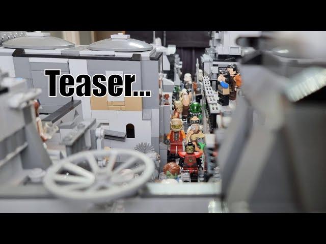 Lego Star Wars: Ring of Kafrene Moc – Teaser | Brickstory Moc Contest