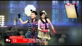 Video VC T2 - Cinta Aku Gila.flv download MP3, 3GP, MP4, WEBM, AVI, FLV Desember 2017