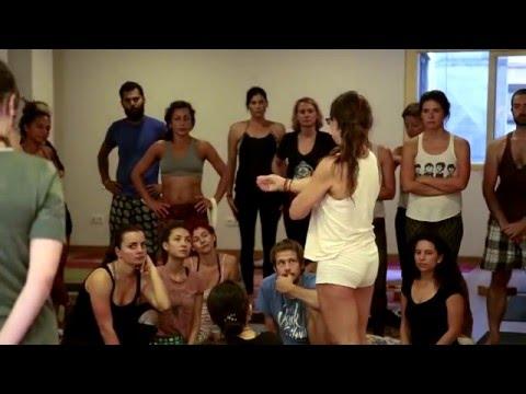 Jivamukti Yoga Barcelona Yogeswari