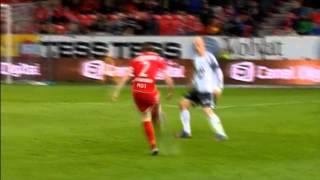 Brann - Rosenborg 2-1 Sammendrag | Hd 1080p