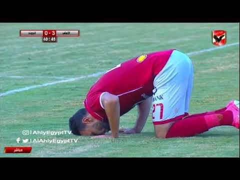 """اهداف الاهلى امام الجونة 6-0 """"مباراة وادية"""