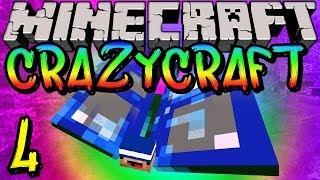 Minecraft Crazy Craft 1.6 [Part 4] - MOTHRA TIME