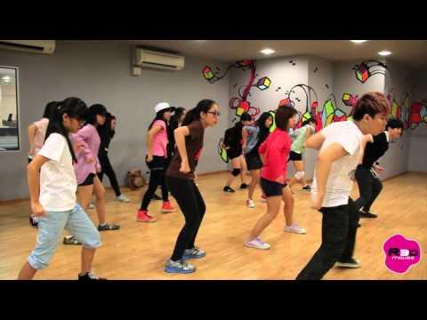 REDMOUSE Dance Academy | EXO 으르렁(Growl) | Student Practice