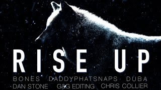 """Rise Up"" a Crucible Rap by Bones (ft. Duba & Daddyphatsnaps)"