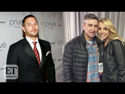 Kevin Federline Files Restraining Order Against Jamie Spears