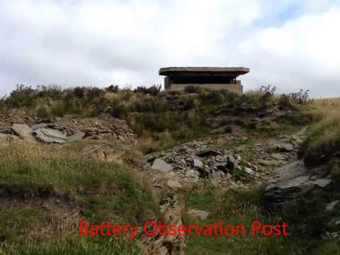 Tour WW 2 Coastal Defense Batteries of Scapa Flow, Orkney