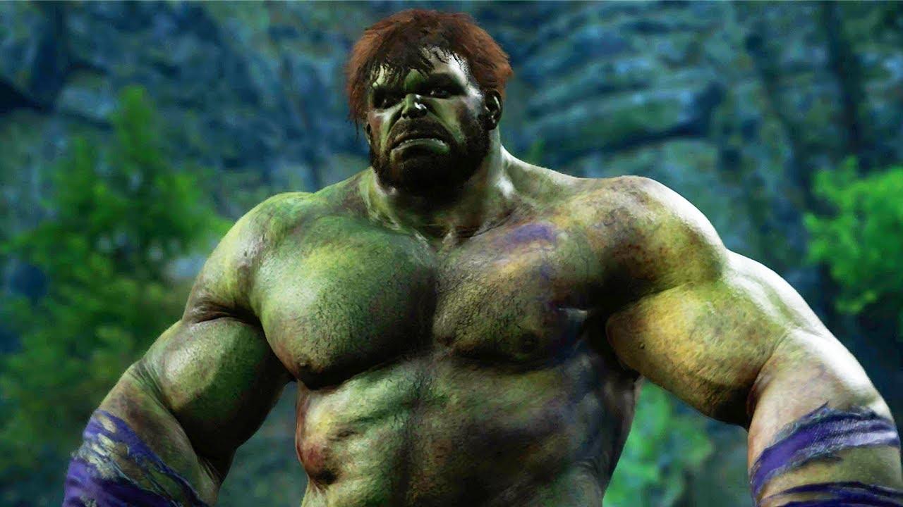 MARVEL'S AVENGERS HULK'S Hero Mission (Code Green) 4K Ultra HD