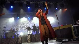 Mando Diao - En Sångersaga live in Borlänge
