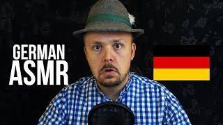 German ASMR 🎧🇩🇪 GASMR: Eating Sauerkraut | Get Germanized | Episode 01