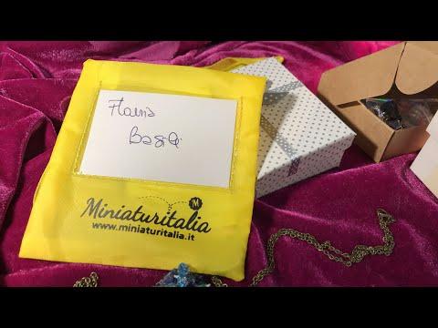 Live chiacchiere salotto sui miei acquisti da Miniaturitalia 2018!!