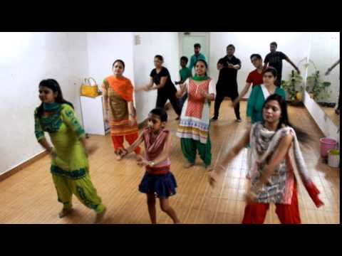 Bapu zimidar jassi gill bhangra dance choreography by Dansation Dance Studio 9888892718