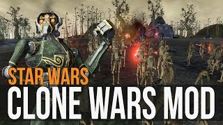 Star Wars: Empire At War - Clone Wars Mod - DROID Armies! Ep 4
