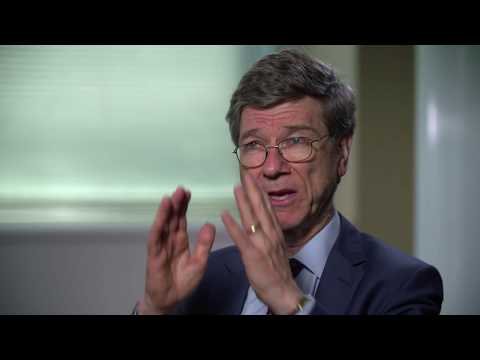 Sustainable Development Goals - SDG Index 2017 interview with Prof. Jeffrey Sachs