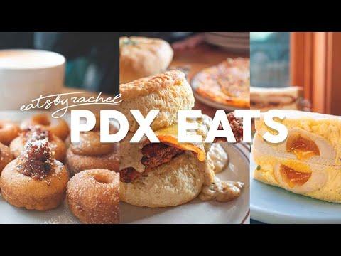 The Very Best Portland (PDX) Eats | Food Vlog