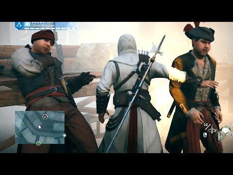 Assassin's Creed Unity Combat & Stealth With Altair`s Outfit Ultra Cookies